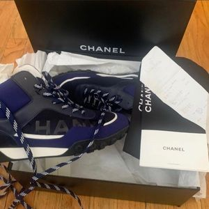 Chanel authentic sneakers